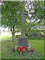 TG3333 : Bacton (Norfolk) War Memorial by Adrian S Pye