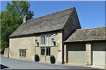 SP1106 : Converted barn, Bibury, Gloucestershire by Oswald Bertram