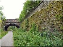 SJ9594 : Bridge #124 by Gerald England