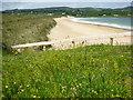 C5449 : The beach at Culdaff by Carroll Pierce