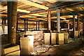 SJ6775 : Lion Salt Works - stove house No. 3 by Chris Allen