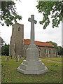 TM1495 : Tacolneston War Memorial by Adrian S Pye