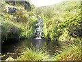 SE0602 : Secluded Pool off the Pennine Way by Jonathan Clitheroe