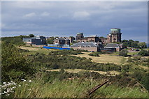 NT2570 : Royal Observatory, Blackford, from Braid Hill Drive by Mike Pennington