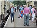 SX5257 : Plym Valley Railway: Marsh Mills Station by Martin Bodman