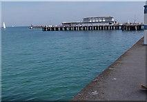 SY6878 : Weymouth Pleasure Pier by Jaggery
