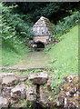 SE4598 : Wellhead for Mount Grace Priory by Bill Harrison
