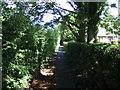 NY9865 : Path near Corbridge Middle School by JThomas