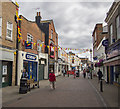 SU9676 : Peascod Street, Windsor by Rossographer