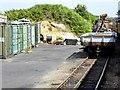 TG1242 : North Norfolk Railway near Weybourne by David Dixon