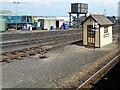 TG1141 : North Norfolk Railway, Weybourne Yard by David Dixon