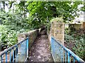SJ9595 : Footpath to Mottram Road by Gerald England