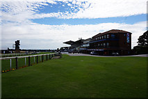 TA0139 : The Grandstand at Beverley Racecourse by Ian S