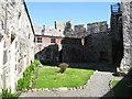 NL6697 : Inside Kisimul Castle by M J Richardson