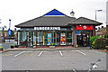 NY4055 : Burger King, St Nicholas Gate by Rose and Trev Clough