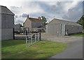 SE8528 : Marr Grange Fish Farm, near Newport (E Yorks) by Paul Harrop