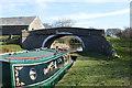 SD9050 : Old Hall Bridge (No. 160) by N Chadwick