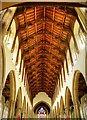 TF8208 : Angel Roof, Swaffham Parish Church by David Dixon