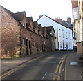 SO5924 : No parking in Church Street, Ross-on-Wye  by Jaggery