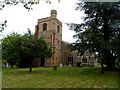 TL6913 : St Mary and St Laurence, Great Waltham by Bikeboy