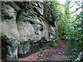 SJ6887 : Slitten Gorge by Dave Dunford