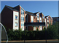 NZ2361 : Apartments near Dunston Railway Station by JThomas