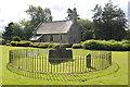SJ0643 : Rhug Chapel and Wynn family memorials by Jeff Buck