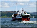 C3027 : Lough Swilly Ferry departs from Rathmullan by Kenneth  Allen