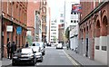 J3373 : James Street South, Belfast (August 2015) by Albert Bridge
