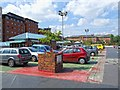 SK5740 : Victoria Centre, Nottingham by Dave Hitchborne