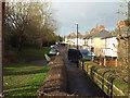 SP3477 : Northwest on Swift's Corner, Whitley, Coventry by Robin Stott