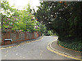 TL1313 : Sir Joseph's Walk, Harpenden by Adrian Cable