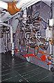 TQ3380 : HMS Belfast - forward boiler room by Chris Allen