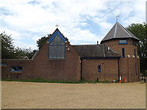 TL1116 : St.Mary's Church, Kinsbourne Green by Adrian Cable