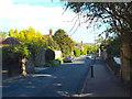 TV4899 : Looking down Blatchington Hill, Seaford by Robin Stott