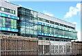 J3272 : New stands, Windsor Park, Belfast - August 2015(4) by Albert Bridge