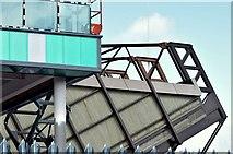 J3272 : The North Stand, Windsor Park, Belfast (August 2015) by Albert Bridge