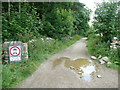 SD7569 : Long Lane, Clapham by Humphrey Bolton