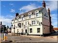 TF8209 : The George Hotel, Swaffham by David Dixon