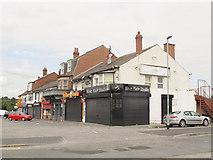 SE2534 : Shops on Stanningley Road by Stephen Craven