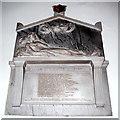 NZ2809 : Cornelia Milbanke memorial, St Peter's Church, Croft-on-Tees by Bill Harrison
