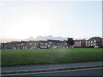SE2434 : Open space off Stanningley Road, Bramley by Stephen Craven