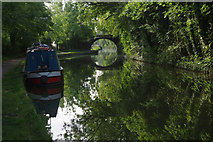 SP6989 : Grand Union Canal, Foxton by Stephen McKay