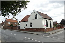 SK6889 : The Old Chapel  by Graham Hogg