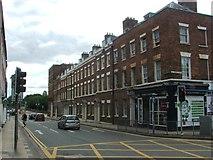 SO8454 : Bridge Street, Worcester by Chris Whippet