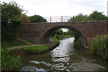 SP7389 : Sedgley's Bridge, Market Harborough Arm by Stephen McKay