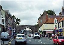 NT9953 : Marygate, Berwick upon Tweed by Stuart Shepherd