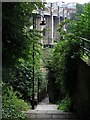 NZ2563 : High Level Bridge from Long Stairs by Andrew Curtis