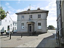 SC2667 : Castletown, Old House of Keys by Mike Faherty