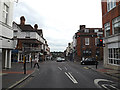 TL1407 : A1081 Chequer Street, St.Albans by Adrian Cable